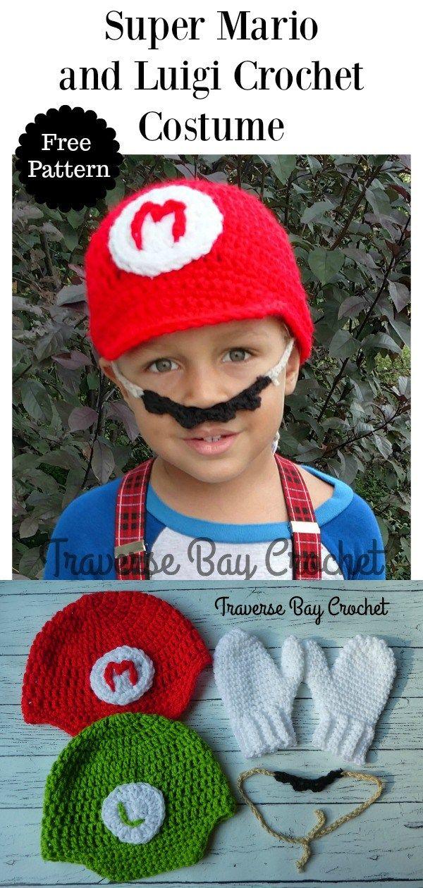 47d4d021355 Mario and Luigi hat