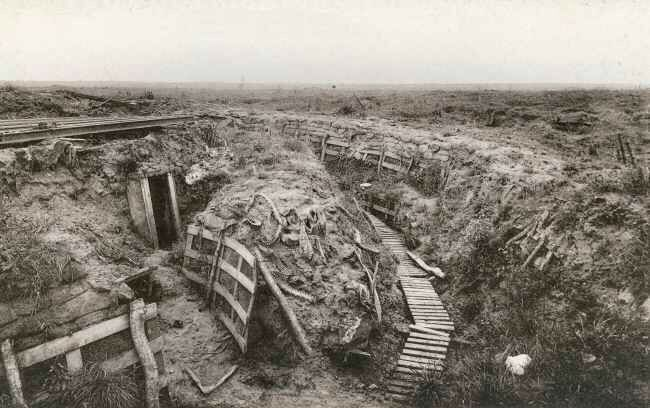 1000  Images About World War 1 Trenches On Pinterest