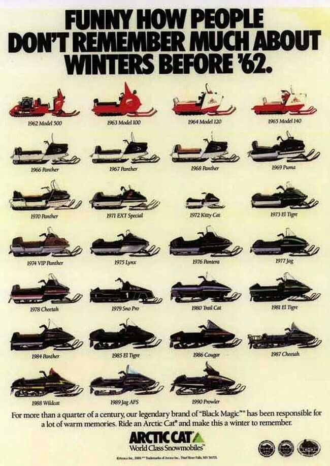 This is awesome. Love vintage ads Sled Fever