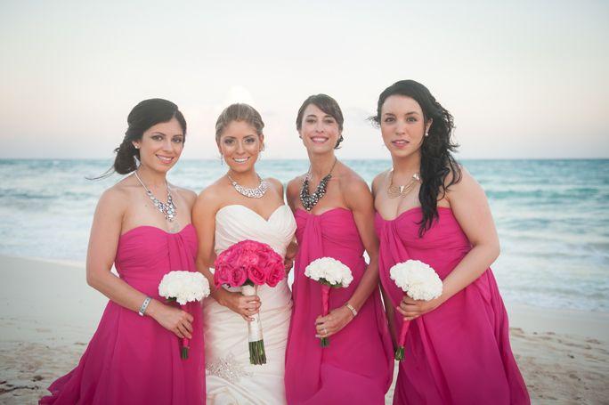 Angelica and Daniel – Riviera Maya Destination Wedding, Playa del Carmen, Mexico – Part 2