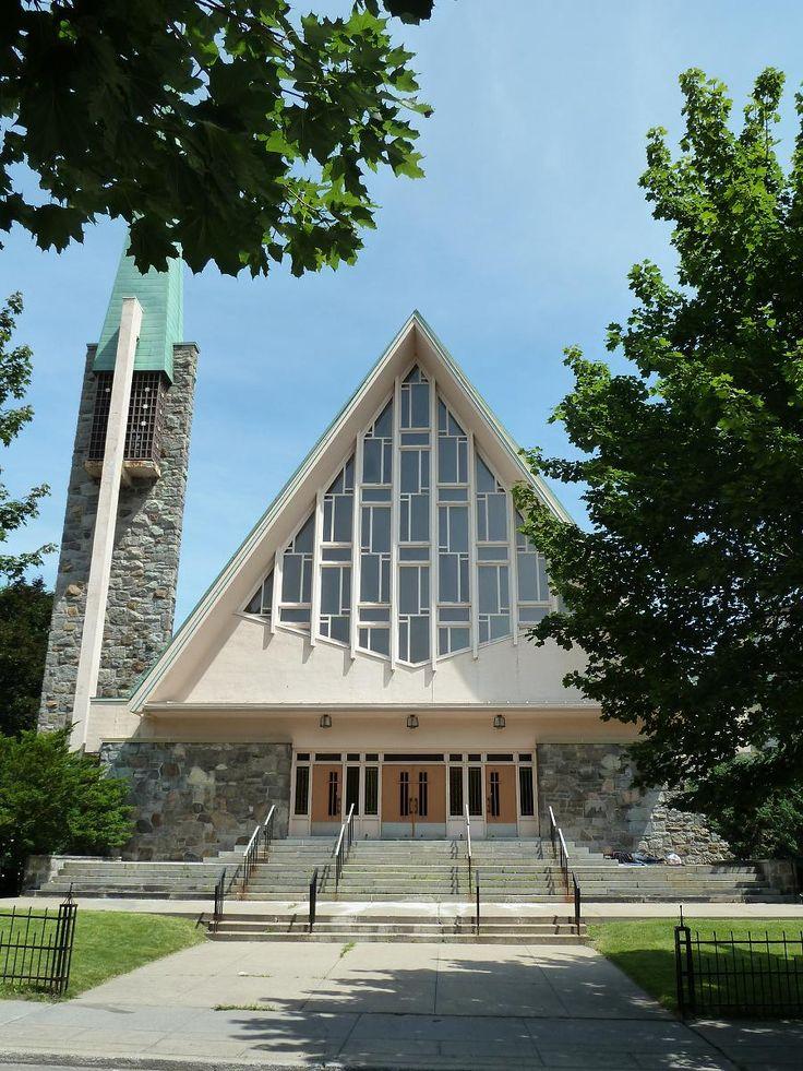 Montréal (église Sainte-Jeanne-d'Arc), Québec, Canada (45.547626, -73.549123)