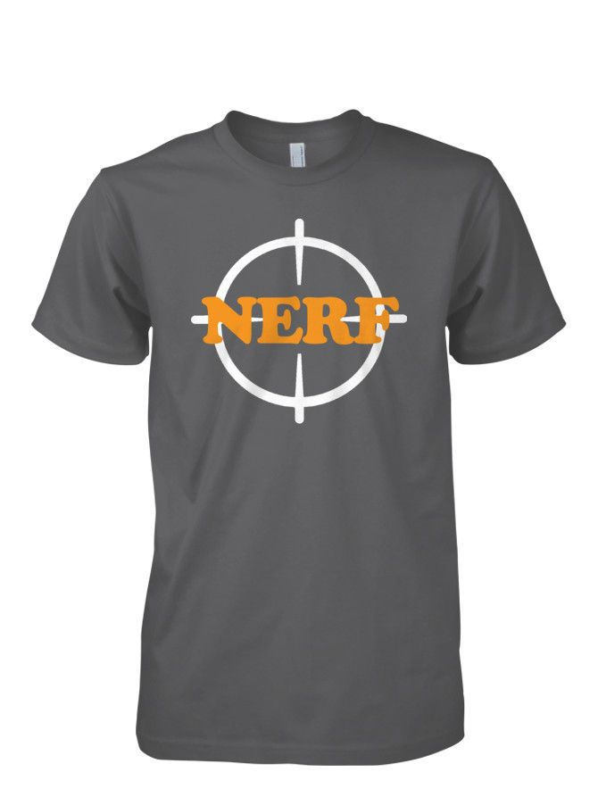 Ordered this for my nephews... Limited Edition Nerf Sniper T-Shirts