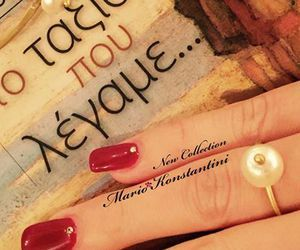 #Mario #Konstantini  #Χειροποίητο  #Κόσμημα #jewelry #ring #pearl #μαργαριτάρι