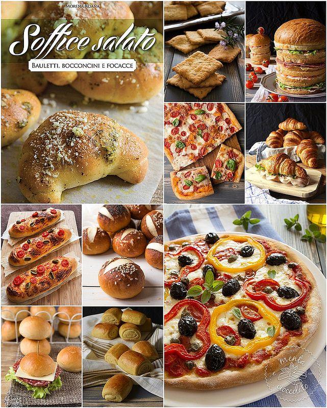 """""""SOFFICE SALATO bauletti, bocconcini e focacce"""" #bread #homebaking #focaccia #pizza"""