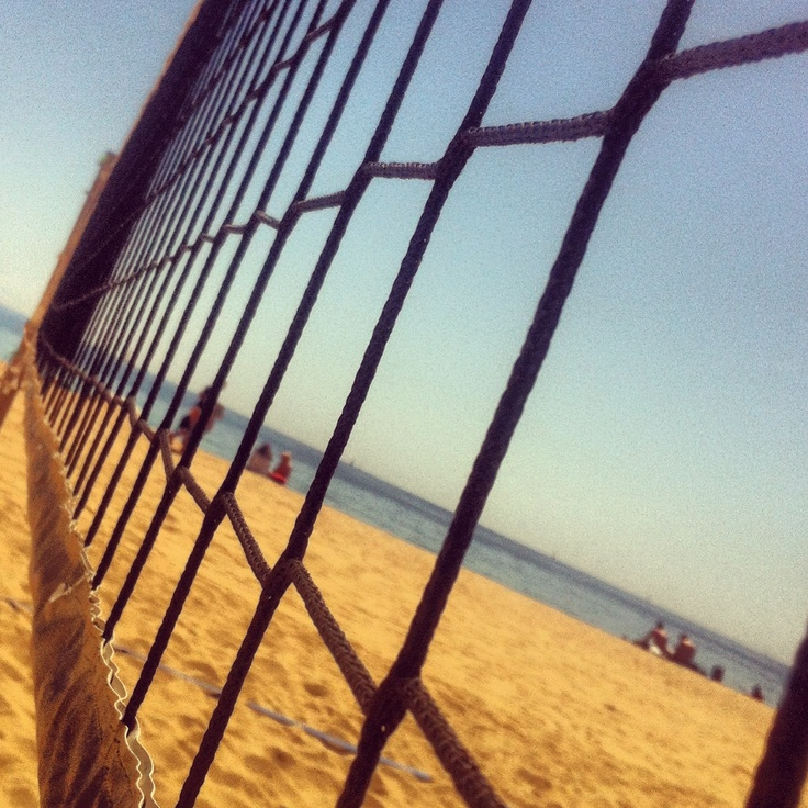 Beachvolley Barcelona