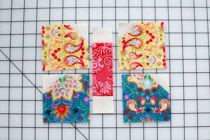 Classic Blocks: Fresh Fabric... a Butterfly Quilt Block Tutorial — SewCanShe | Free Daily Sewing Tutorials