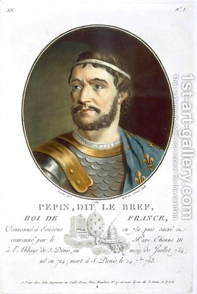 pepin muslim Learn about charles martel, leader of the frankish army at the battle of tours in 732 and key player in turning back the muslim invasions of europe.