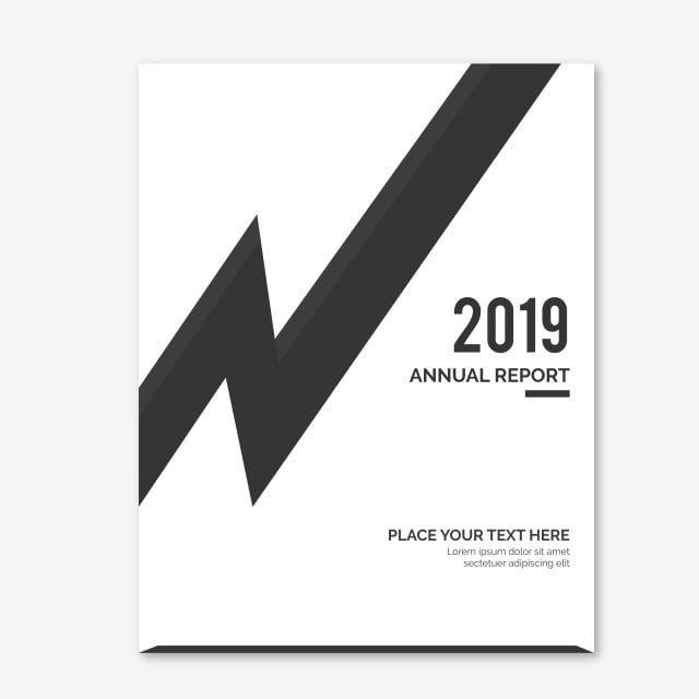 تصميم غلاف للتقرير السنوي عن عمل كتالوج بيانات الشركة كتيب مجلة اعمال إشارة سهم Png والمتجهات للتحميل مجانا Brochure Annual Report Cover Design