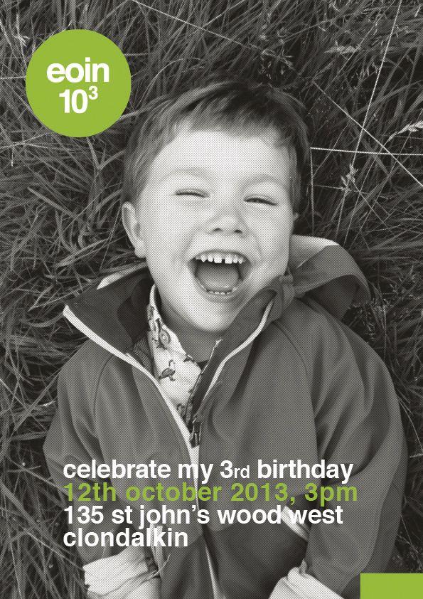 Kids invitation poster.  http://quene.wordpress.com/