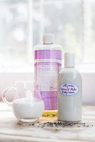 Beauty Tips: COCONUT MILK BODY WASH