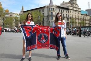 Barcelone à lheure parisienne