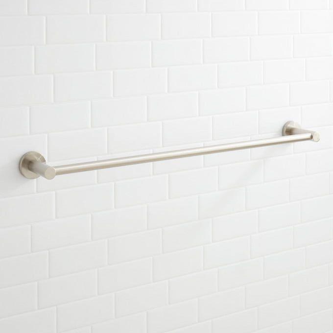 Rotunda Towel Bar Brass Signature Hardware Towel