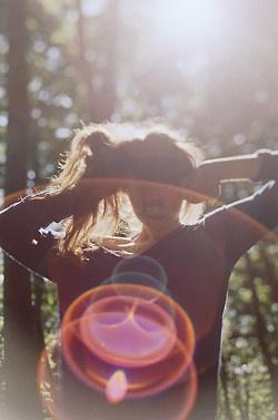 sun healing love the solar flare!