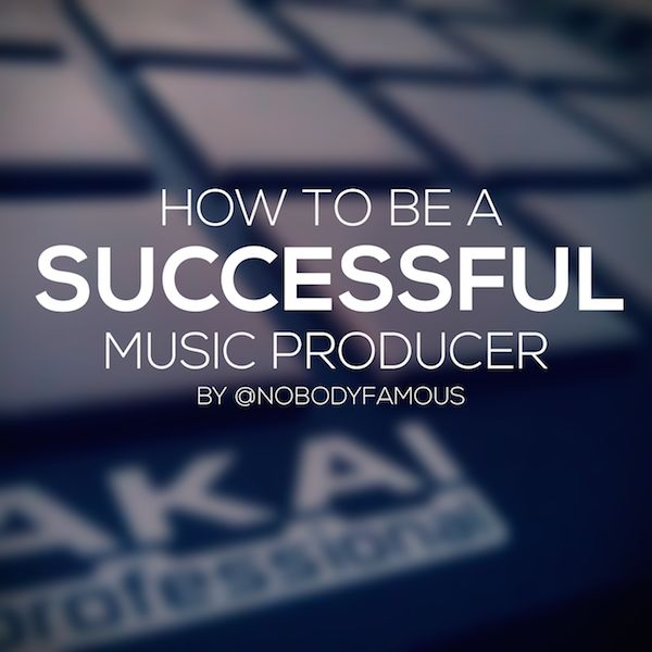 In this article, platinum producer and MM ableton specialist Nobody Famous explains alternate ways of becoming a succussful music producer.