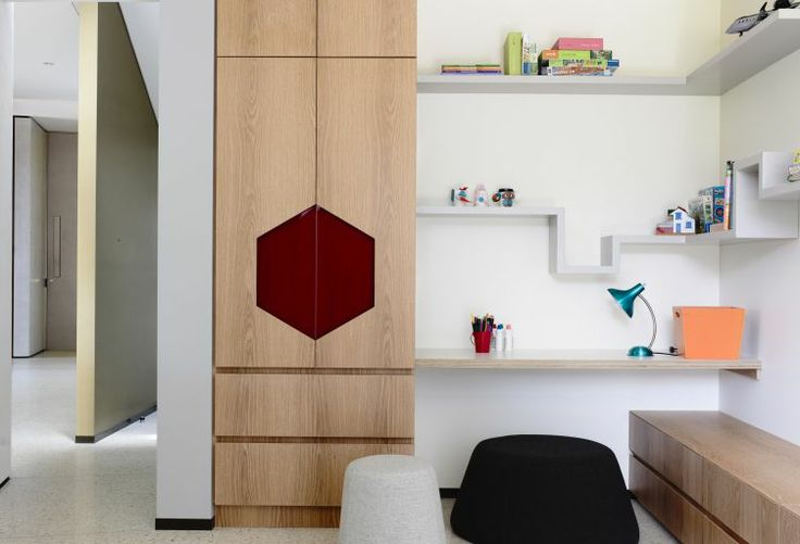 Swinburne Avenue Residence playroom by Doherty Lynch