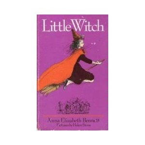 My first favorite book - The Little Witch