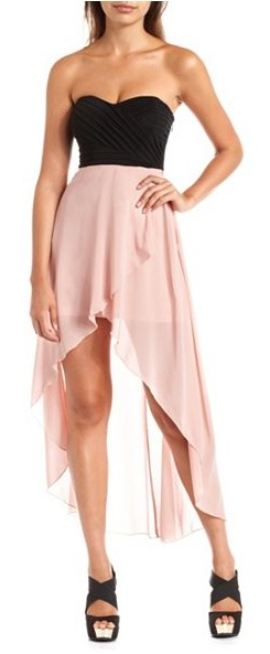 charlotte russe dress (front)