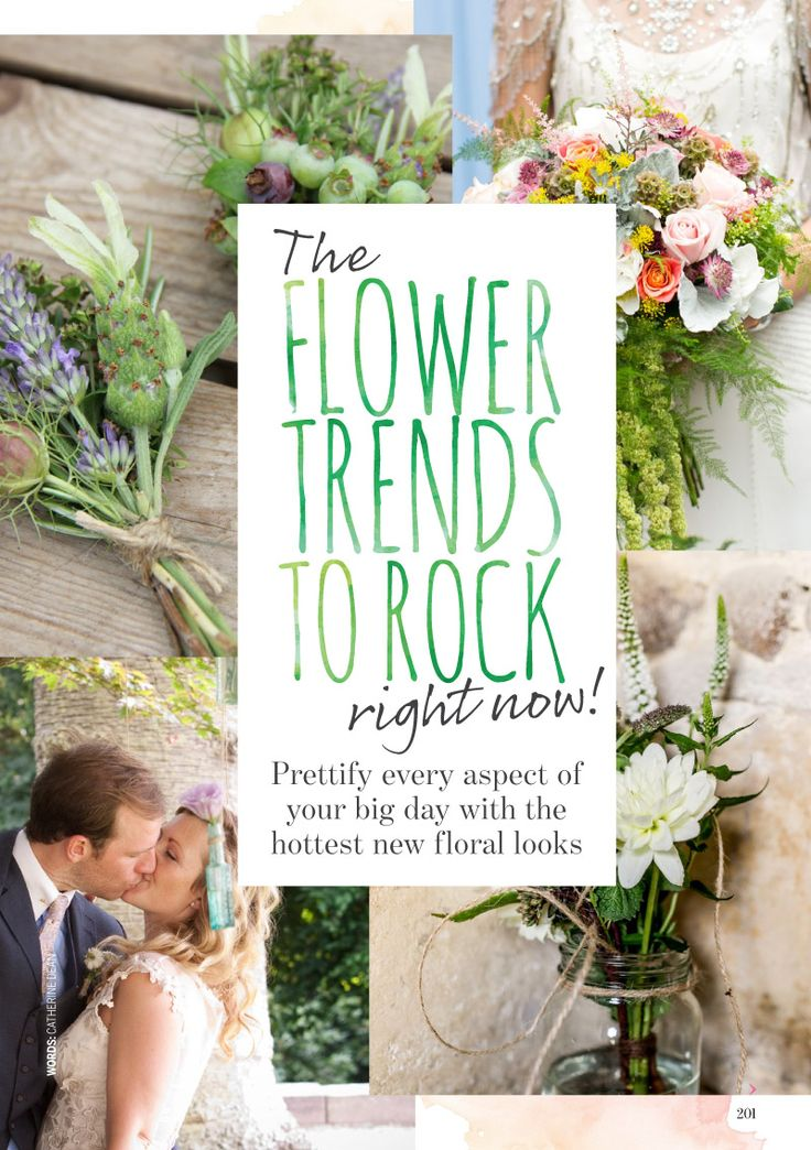 flower trends trends 2015 press rocks passion wedding flower flowers