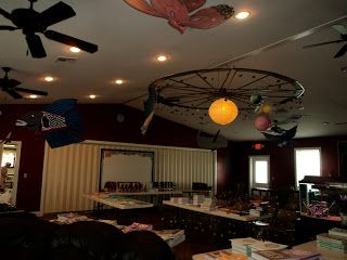 hang up solar system ceiling - photo #6