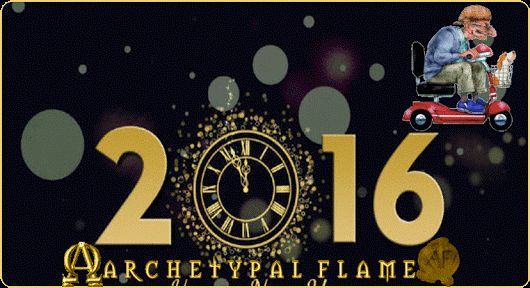 Archetypal Flame - Good buy 2016 Archetypal Flame - Good buy 2016 One second longer new year evening  Ενα δευτερόλεπτο αργότερα η νέα χρονιά #leapsecond #εμβόλιμοδευτερόλεπτο #πρωτοχρονιά #newyeareve #ARCHETYPAL #FLAME #GIFS #gif #positive #quotes #frases #φράσεις #improvement #mind #agape #love #light #fos #amor #luz #νους #βελτίωση #αγάπη #φως #θετική #σκέψη #thinking #power #like #comment