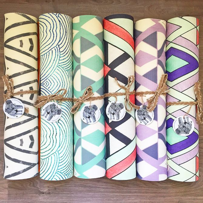 Yoga Mats - Pom Graphic Design