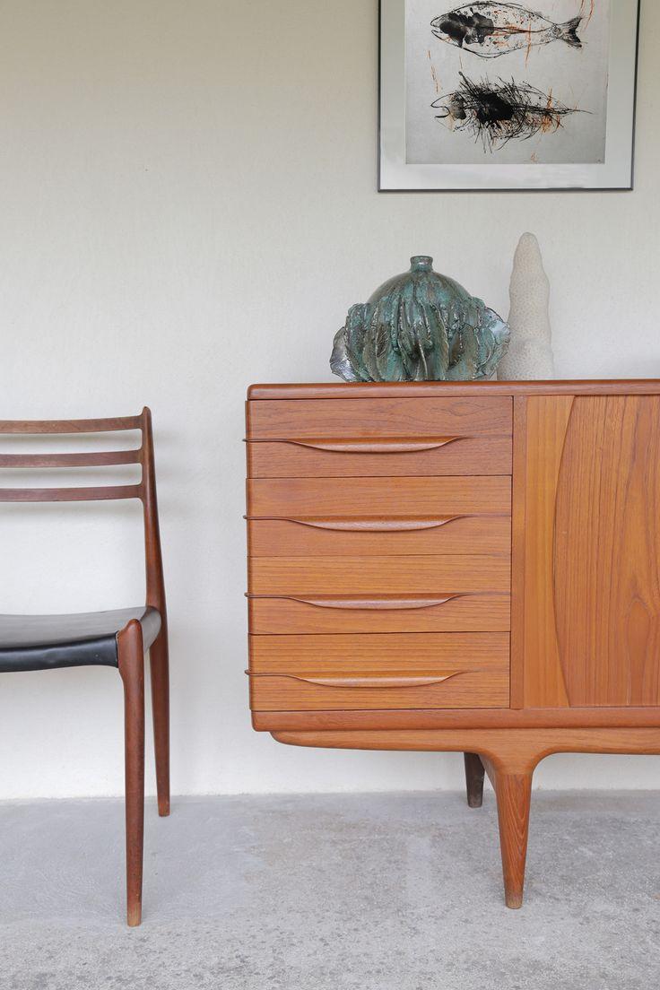 Danke galerie mobilier vintage scandinave danois danke - Decoration scandinave vintage ...
