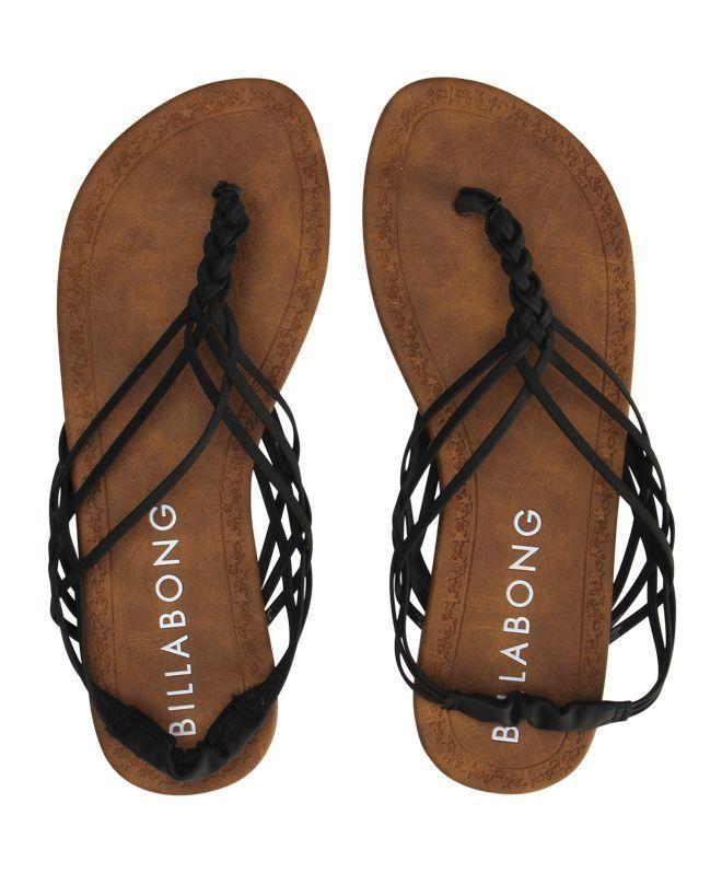 Billabong Womens Woven Through Time Sandals | Inlet Outlet Surf Shop - Manasquan, NJ - Online Surf Shop, Surf Clothes, Online Surf Store, Surfing Clothing