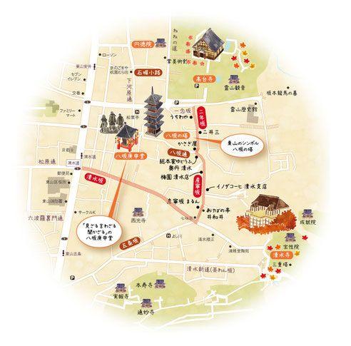 A-3.デザインマップ(水彩) - ワークスプレス