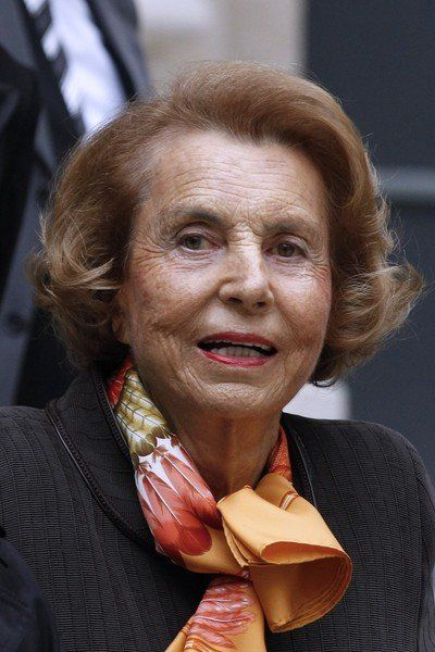 Liliane Bettencourt // Net worth: $30 billion   Country: France   Source of wealth: L'Oreal   At age 90, Liliane Bettencourt is the world's richest woman, and enters the top ten list of the world's wealthiest people for the first time since 1999. She and her family own over 30% of L'Oreal, which her father founded. #9 France