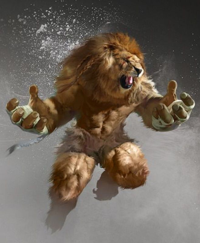 Lion (Quark Master's)