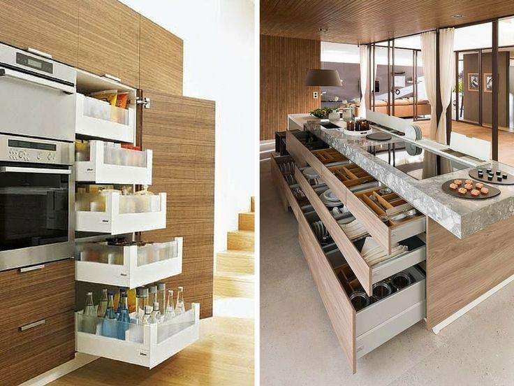 8 melhores imagens de armarios cozinha modelo no pinterest - Modelos de armarios ...