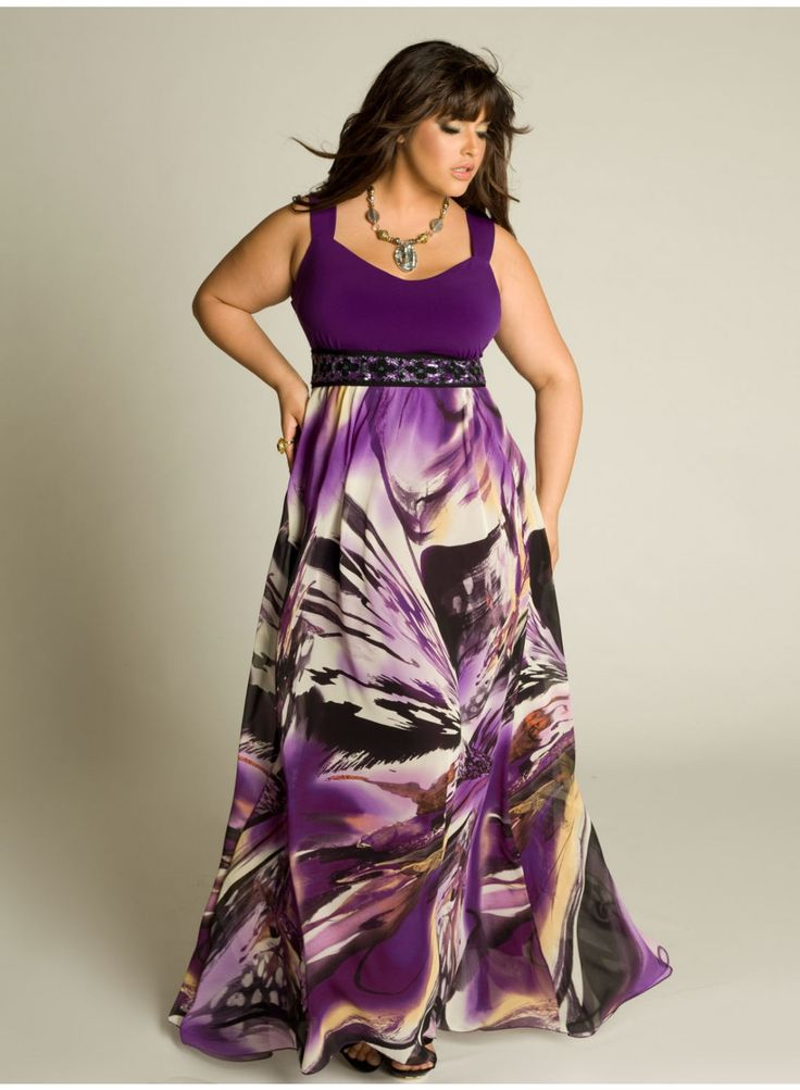 12 best Plus size formal dresses images on Pinterest | Curvy girl ...