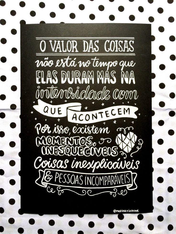 Fernando Pessoa - como amei isso! Existem pessoas que mesmo por tão pouco tempo deixam marcas inimagináveis em nossos corações.