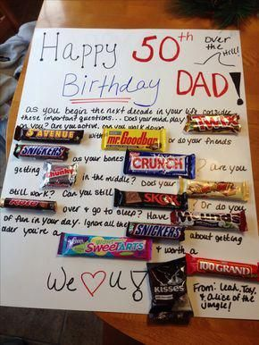 40th Birthday Ideas 50th Gift For Uncle 50thbirthdaypartyideas
