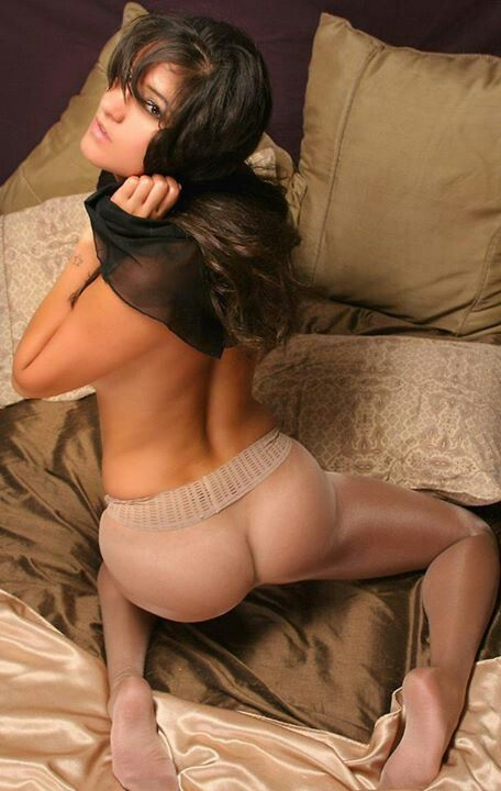Bona fide pantyhose fetish and