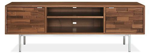 Innes Media Cabinets - Modern Media Storage - Modern Living Room Furniture - Room & Board