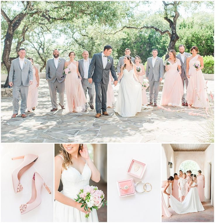 A blush minimal summer season marriage ceremony at Misplaced Mission marriage ceremony venue by Allison Jeffers …