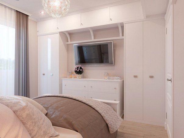 Спальня в нежных тонах. фото #2