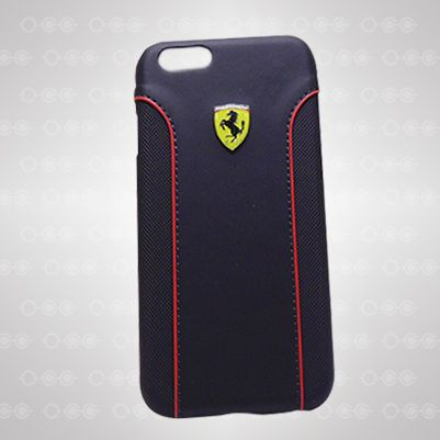 Protector HardCase para Iphone6, color negro.