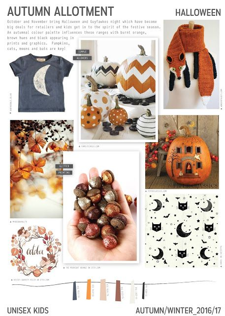 Emily Kiddy: Halloween Focus - Unisex Kids | Autumn/Winter 2016/17