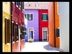 Venetian buildings - I'm presuming this is Burano
