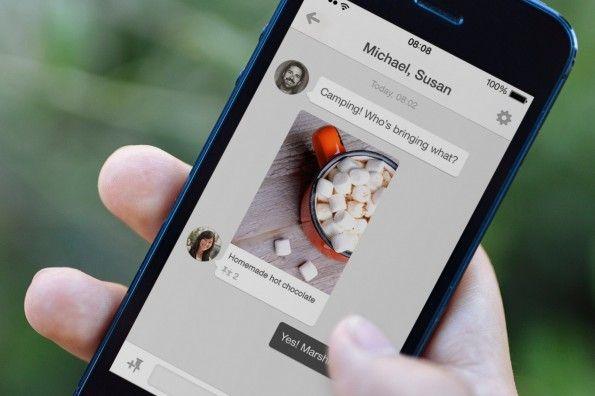 Pinterest lanza su sistema de mensajería instantánea
