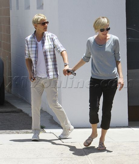 Portia De Rossi New Hair: 693 Best Images About Ellen Make Me Smile On Pinterest