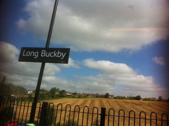 Long Buckby Railway Station (LBK) in Long Buckby, Northamptonshire