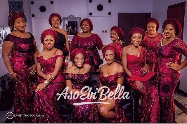 AsoEbiBella.com presents – The Latest Aso Ebi Styles -Vol. 218 - BellaNaija