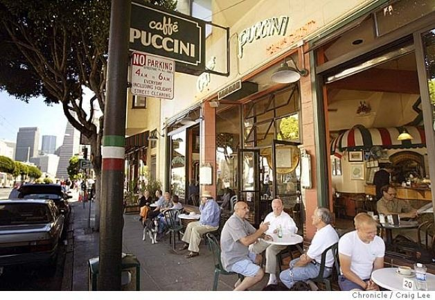 Cafes In North Beach San Francisco