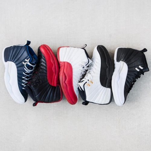 http://SneakersCartel.com Which two pairs would you pick? 1997 Air Jordan XII Complete... #sneakers #shoes #kicks #jordan #lebron #nba #nike #adidas #reebok #airjordan #sneakerhead #fashion #sneakerscartel