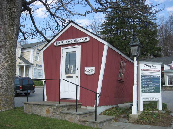 The Wilton Shoemaker - a Legend in Wilton CT