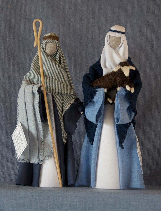 Shepherds — Nativities New Zealand