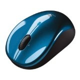 Logitech V470 Bluetooth Cordless Laser Mouse (Blue) (Personal Computers)By Logitech
